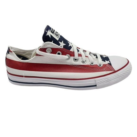 Converse Chuck Taylor AS Canvas Low Top American